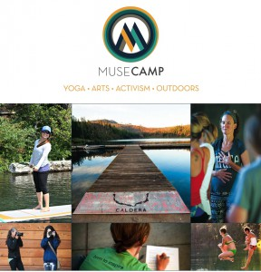 Muse Camp 2015 Poster