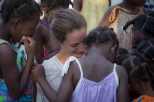 EMC is supporting Midwives for Haiti (MFH) work to increase the number of skilled birth attendants available to assist pregnant woman in Haiti