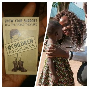 Riya_child soldier campaign